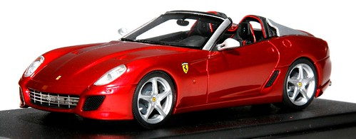 Look Smart Ferrari SA aperta