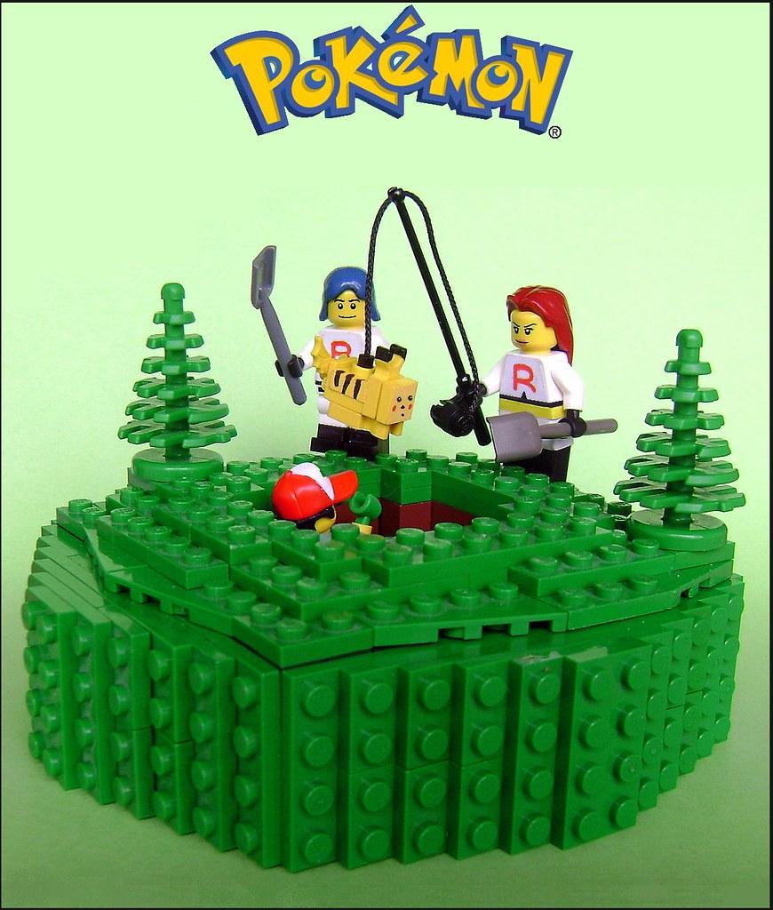 LEGO Pokemon - Double Trouble