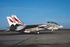 F-14A Tomcat 159019 of VF-14 AB-114 (JimLeslie33) Tags: f14 f14a vf14 nas oceana grumman tomcat fighter naval aviation usn navy olympus om1 159019 ab ab114 tophatters uss john f kennedy cvw1 bicentennial