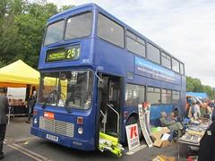 GM Buses 15032 H132GVM Donington Park Circuit attending Showbus 2016 (1280x960) (dearingbuspix) Tags: preserved showbus showbus2016 15032 gmbuses h132gvm