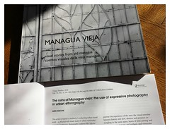Managua Vieja - book and article are out! (Kroons Kollektion) Tags: urbanvisualwork managuavieja oldmanagua visualstudies tandemwork kroonskollektion annkroon visualresearchmethods viejamanagua cascourbanomanagua oldcitycentermanagua managua nicaragua centroamrica centralamerica latinamerica amricalatina americalatina explore69 flickrexplore