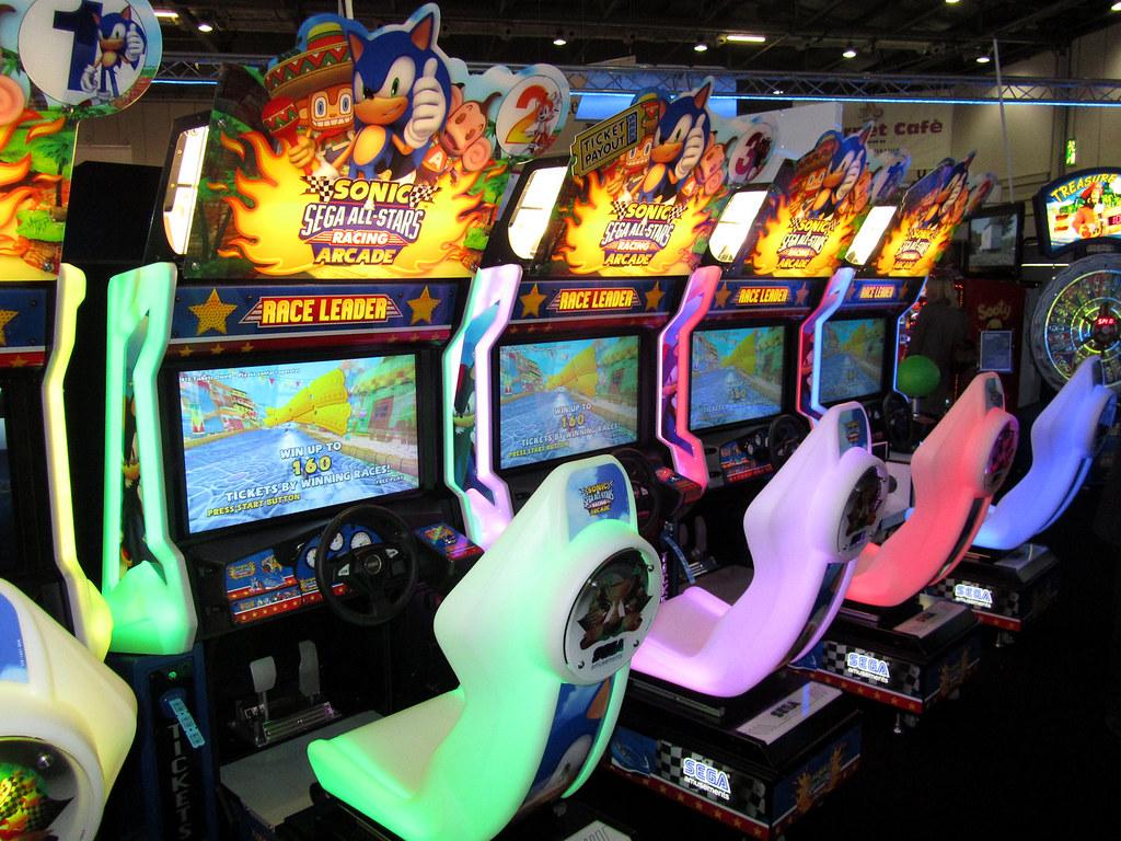 Sonic All-Star Arcade