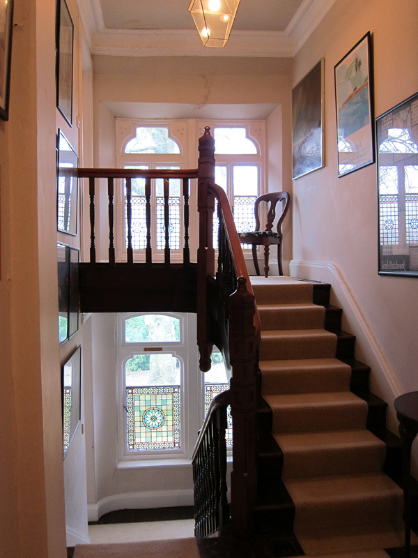 Frewin Country House b & b accommodation, Donegal, Ireland