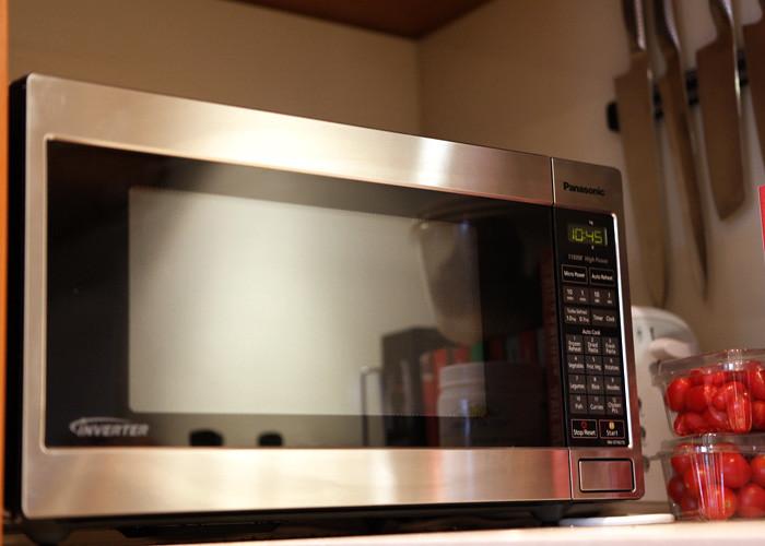 1800w Panasonic Inverter Microwave - Pic 2