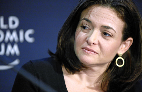Sheryl Sandberg - World Economic Forum Annual Meeting 2011
