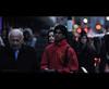 """Behind every great man there is a woman"" ... (Malik Alatiki) Tags: woman man london night nikon bokeh harrods knightsbridge creepy behind nikkor"