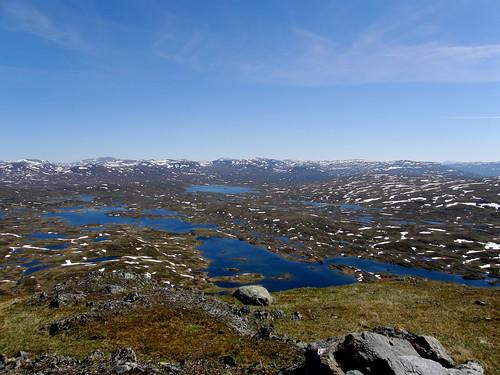 Børgefjell lakes