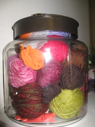 Partial Skein Stash