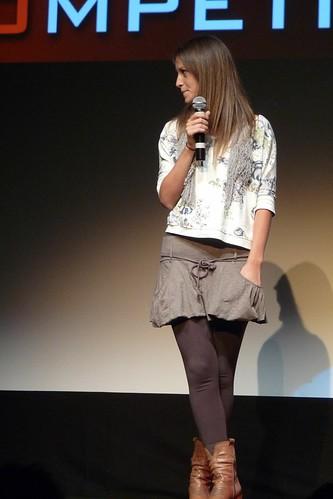 Florencia Colucci (La Casa Muda)
