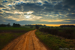 The Road to Nowhere (jactoll) Tags: road morning w