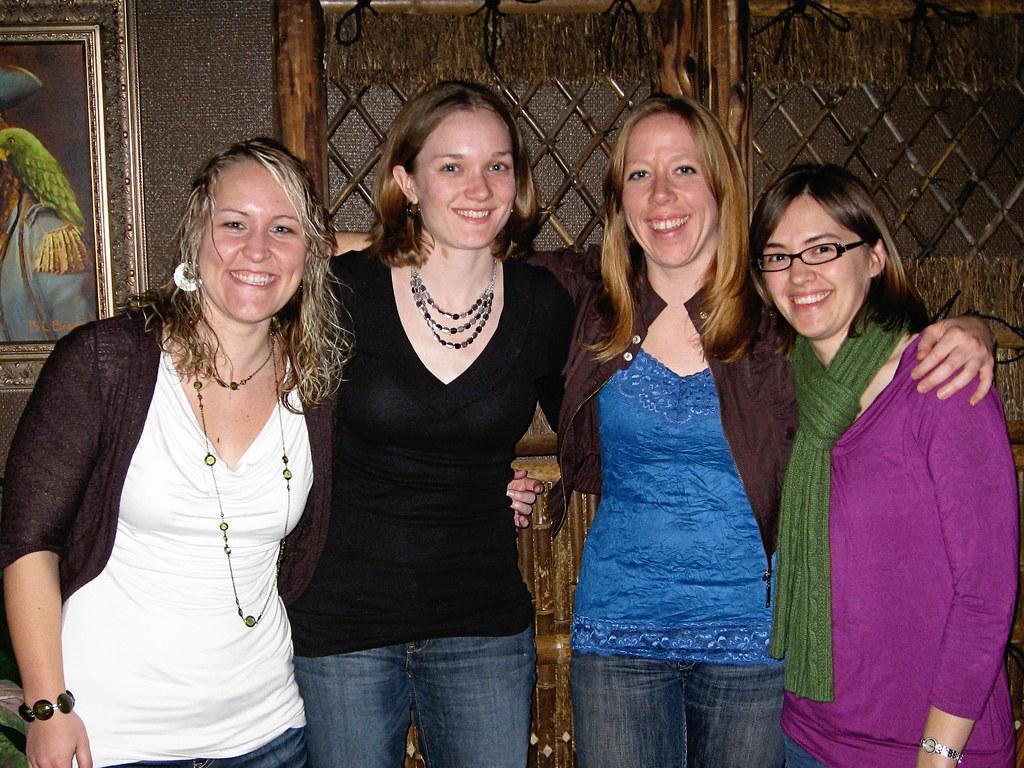 Kasie, Kate, Shanna & Sara