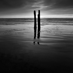 watching (thespeak) Tags: bw oregon nikon january shipwreck carnage beams fortstevens 2011