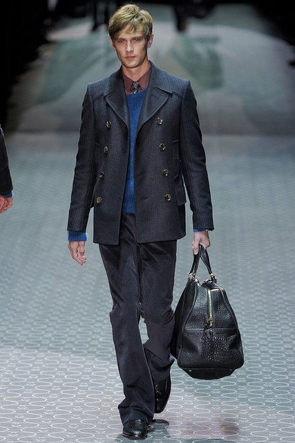 Mathias Lauridsen3271_FW11_Milan_Gucci(VOGUEcom)