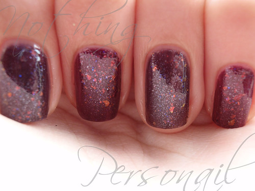 Sasa FCGL002 vs OPI Merry Midnight