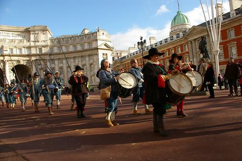 Charles I parade - 06