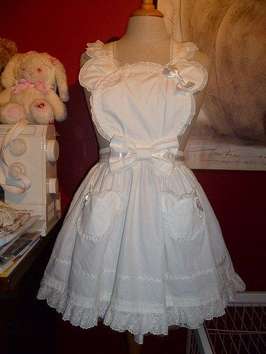 Angelic Pretty Apron~!