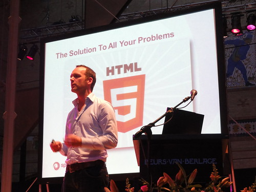 HTML5 - the solution to all your cross platform game problems?