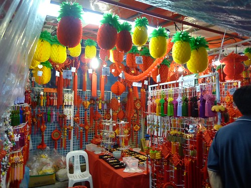 Chinatown on CNY Eve - 2011