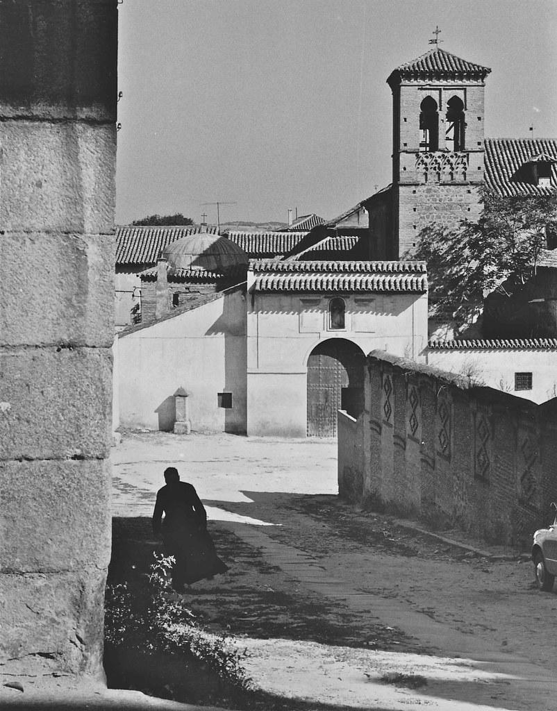 Convento de la Concepción Francisca en 1967. Fotografía de John Fyfe