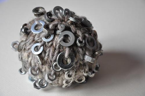 'Beaded' Ball Sample