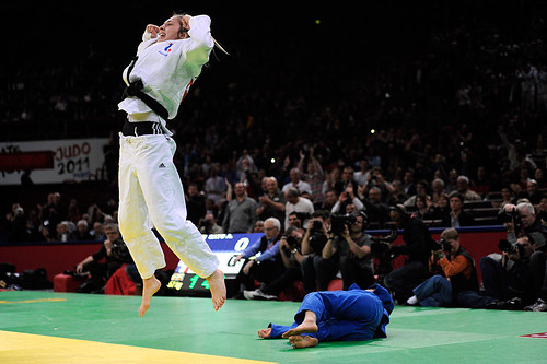 Judo Grand Slam Paris 2011