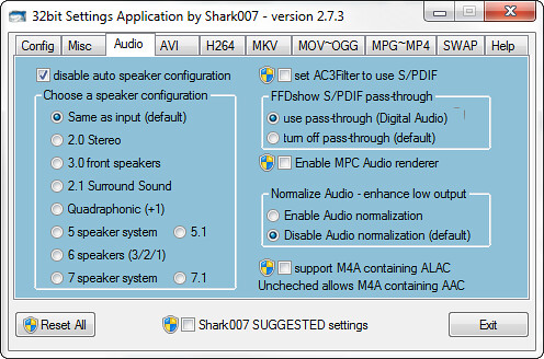 Shark007AudioHD