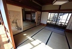 Japanese traditional style house interior design / () (TANAKA Juuyoh ()) Tags: house home architecture japanese design high ancient interior traditional style hires resolution 5d hi residence res  ibaraki markii  joso        sakano  canonef14mmf28liiusm