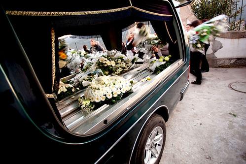Funeral dos jovens que morreram afogados numa piscina em Cinfães