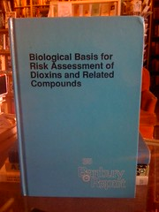 Image for Biological Basis for Risk Assessment of Dioxins and Related Compounds (Banbury Report)