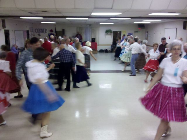 Ocean Wavers and Friends dancing to solve family homelessnessjpg by SolutionsUniversity