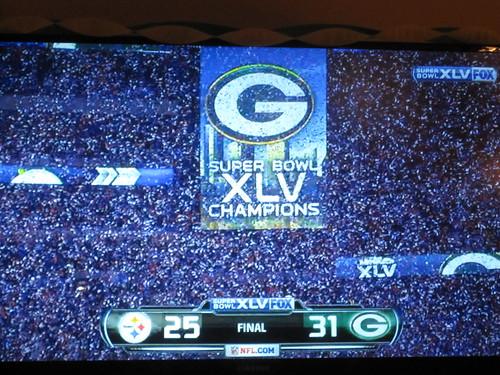 Super Bowl Champions!