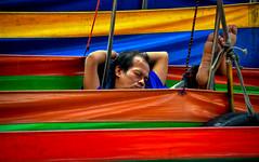 Colors of Life (apong ancis ug ni esang) Tags: thailand bangkok longtail chaophrayariver colorsoflife bangrak reuahaangyao