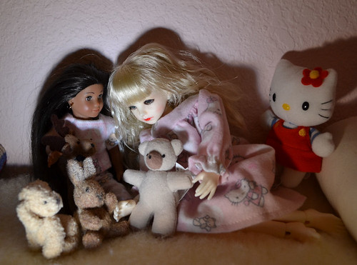 Stories and Stuffies