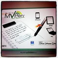 MV Pen。これから弄ってみる。