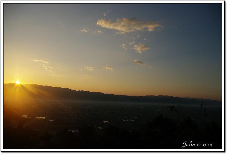 梯田山~ (8)