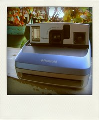 poladroiding the polaroid (sugi-chan) Tags: polaroid philippines pola one600 poladroid