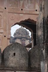 Orchha  5  אורצ'ה (אסף פולק asaf pollak) Tags: old india palace pollack assaf orchha הודו ארמון עתיק אסףפולק asafpollak madiapradesh מאדיהפראדש אורצהה אורצה