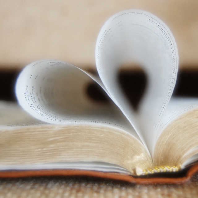 love in the pages of my bible {3}