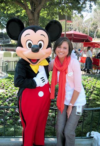 Emily Ambrose Disneyland ATC