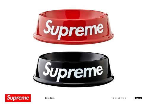 Supreme 2011 S/S