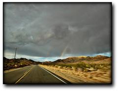 Dying Thunderstorm (_edwin_) Tags: california ca light summer sky storm rain clouds losangeles lluvia rainbow skies desert ominous cielo monsoon nubes tormenta thunderstorm lightning showers dying shaft clearing mojavedesert diminishing 2010 barstow lucernevalley sanbernardino dissipating monsoonalseason