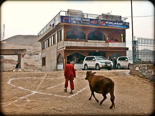 Khyber Charsi - a restaurant