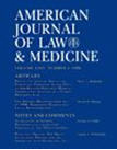 American Journal of Law and Medicine