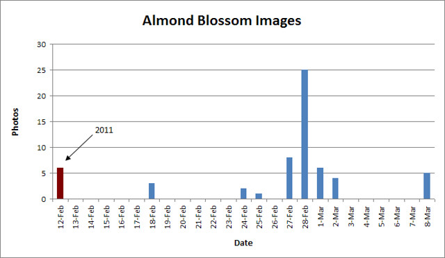 Almond photos 2004-2011