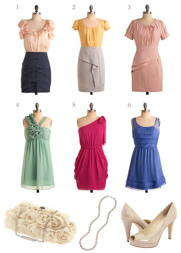Noted. | FineStationery.com: Spring Weddings: What to Wear as a Guest