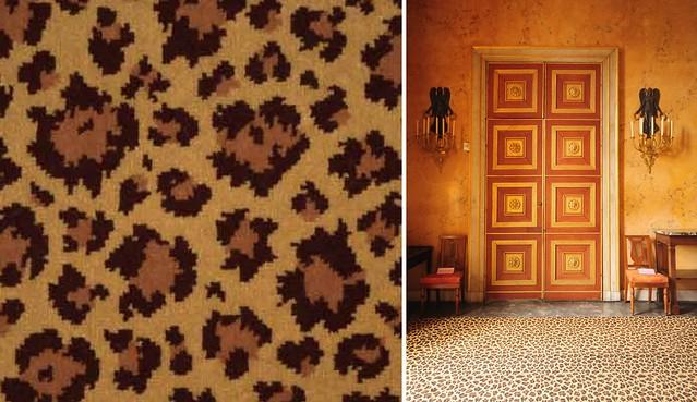Stark Leopard Carpet The Leopard Carpet