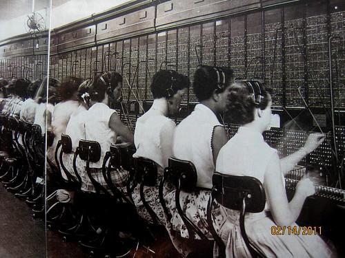 Vintage Telephone Operaors