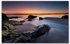 Another Day - Another Sunrise (danishpm) Tags: ocean seascape beach sunrise canon sand rocks australia wideangle qld queensland aussie aus 1020mm crepuscularrays manfrotto currumbin sigmalens eos450d 450d sorenmartensen hitechgradfilters 09ndreversegradfilter