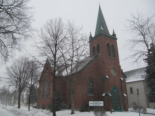 """""""The Church"""" at Northeast Christian Center"""