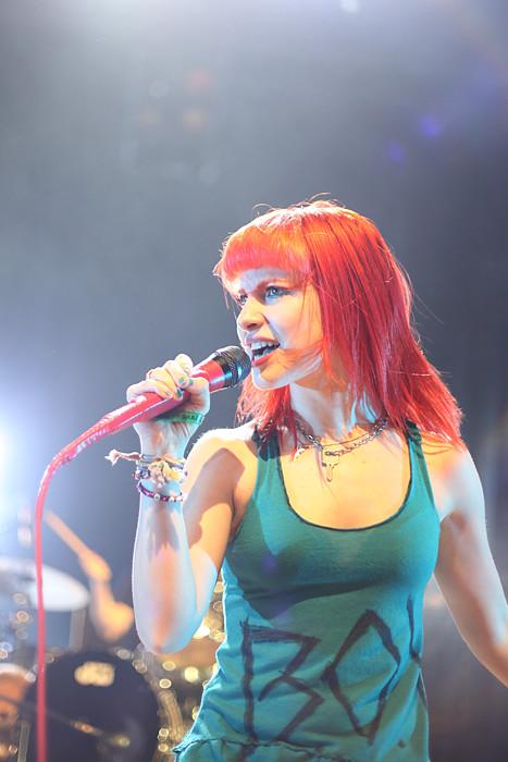 Show do Paramore em São Paulo